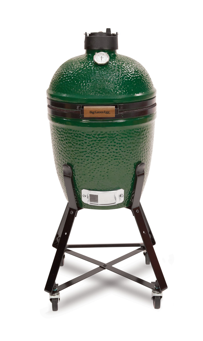 Big Green Egg Small Kamado Grill
