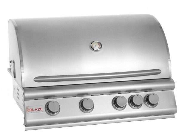 26 Built In Gas Grill Insert ~ Blaze inch built in gas grill review bbq grilling