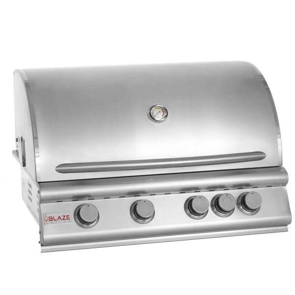 Blaze 32 Inch Built In Gas Grill Review Bbq Amp Grilling