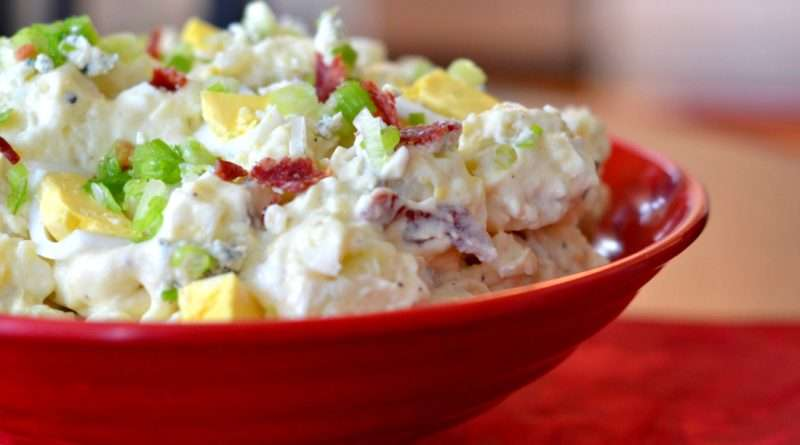 Bacon Lovers Potato Salad