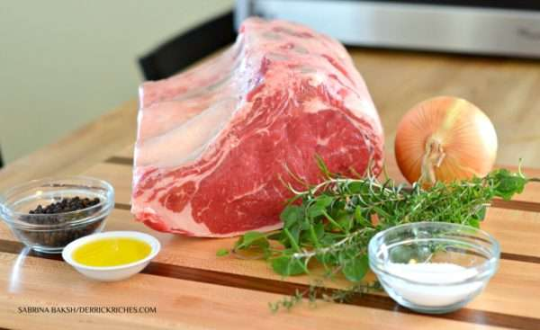 Butter-Herb Prime Rib Rub