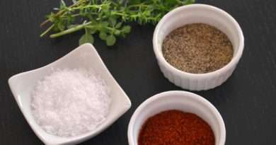 Easy Barbecue Chicken Rub