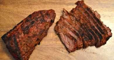 Grilled Sirloin Flap Steak