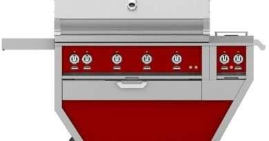 Hestan 60-Inch Gas Grill