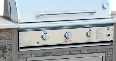 Profire Professional Series 36-Inch Built-in Gas Grill