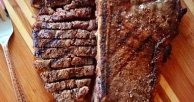 Quick n' Easy T-Bone Steaks
