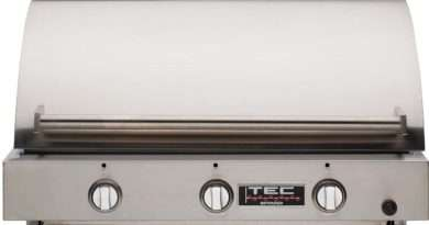 TEC Sterling G3000 FR Built-in Gas Grill