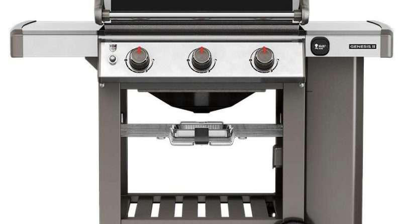 Weber Genesis II E-310 Gas Grill