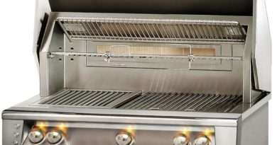 Alfresco ALXE 36-Inch Built-in Gas Grill