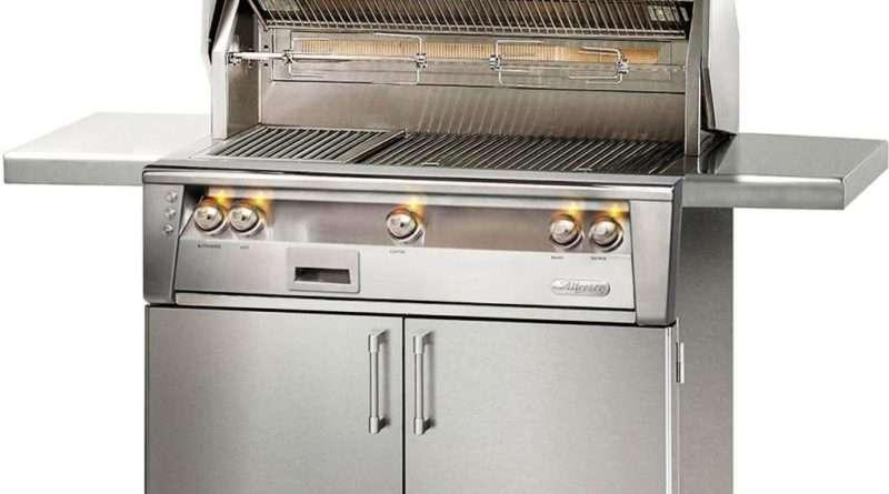 Alfresco ALXE 42-Inch Gas Grill