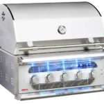 American Muscle Grill 36-Inch Built-in Gas Grill