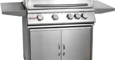 Blaze 32-Inch 4-Burner Gas Grill