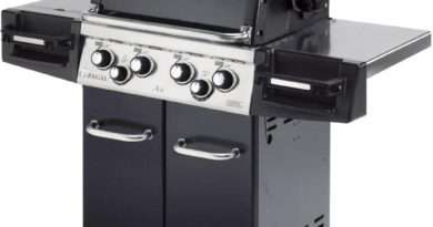 Broil King Regal 490 Pro Black Gas Grill
