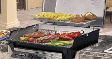 Broilmaster P3X Built-in Gas Grill