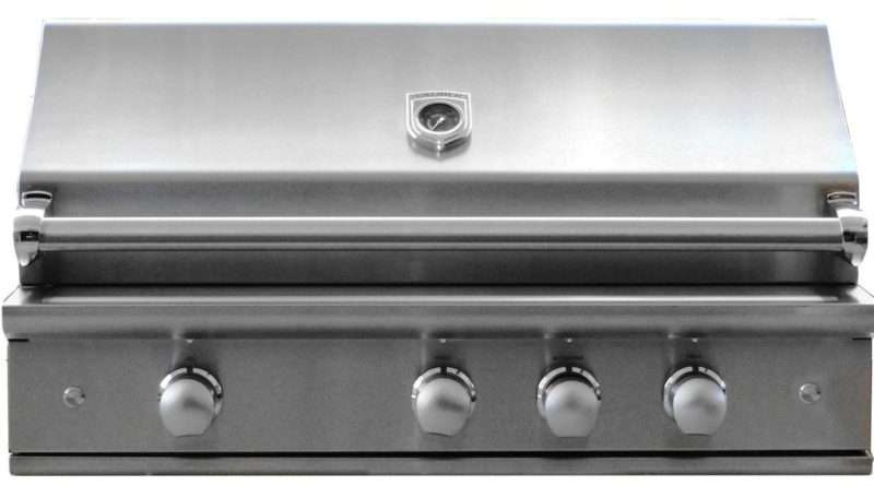 Caliber Crossflame Pro 42-Inch Built-in Gas Grill