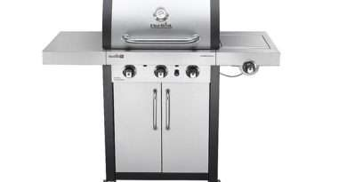 Char-Broil Commercial 3-Burner Model#463242516