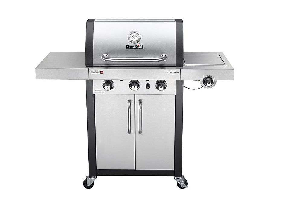 Char-Broil Commercial TRU-Infrared 3-Burner