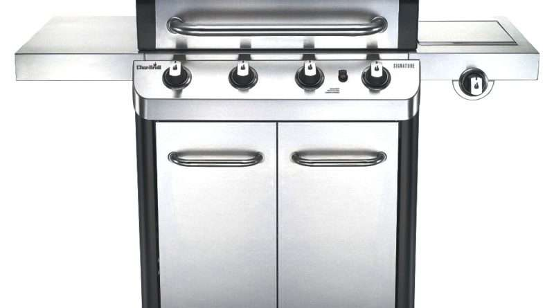 Char-Broil Signature 4-Burner Model# 463277017