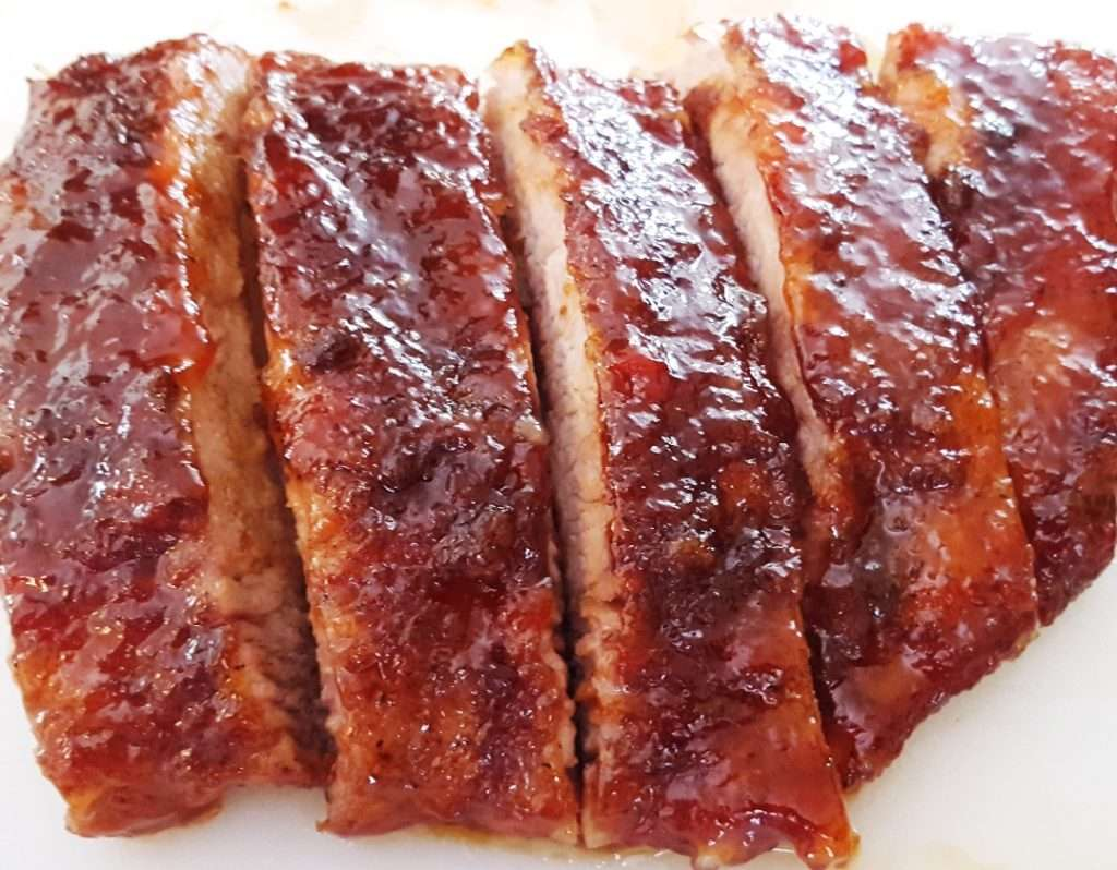 Cut Pork Ribs