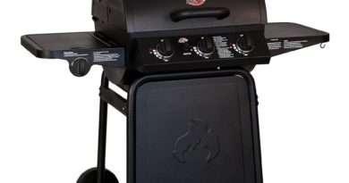 Char-Griller Gas Grill 3-Burner