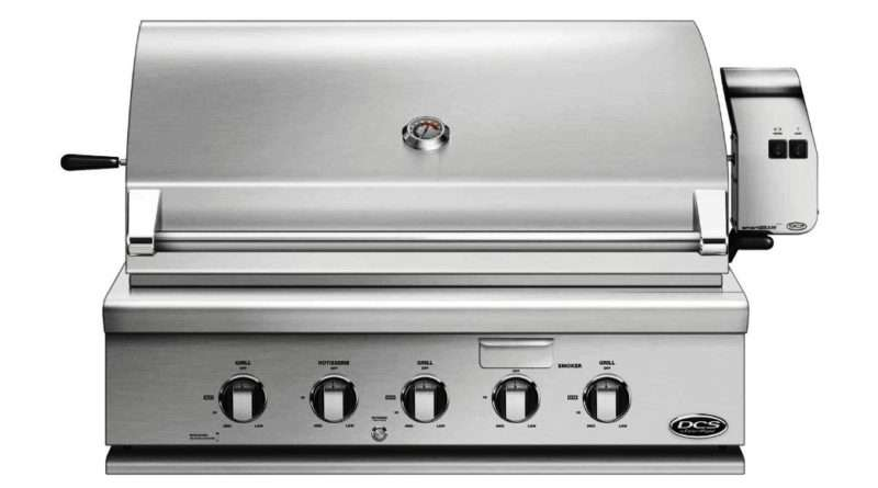 DCS Traditional 36-Inch Built-in Gas Grill