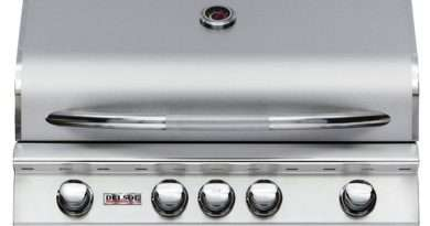 Delsol Delta 32-Inch Built-in Gas Grill