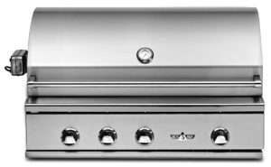 Delta Heat 38-Inch Built-in Gas Grill