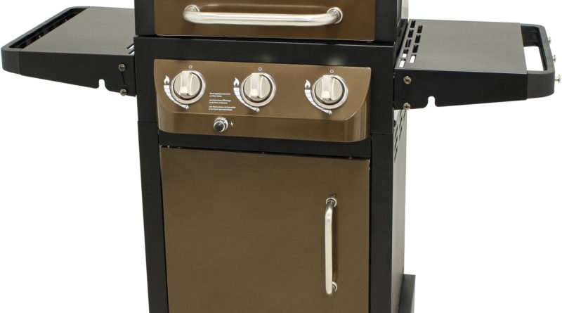Dyna-Glo 3-Burner Smart Space Model# DGB390BNP-D