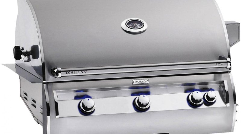 Fire Magic Echelon Diamond 36-Inch Built-in Gas Grill