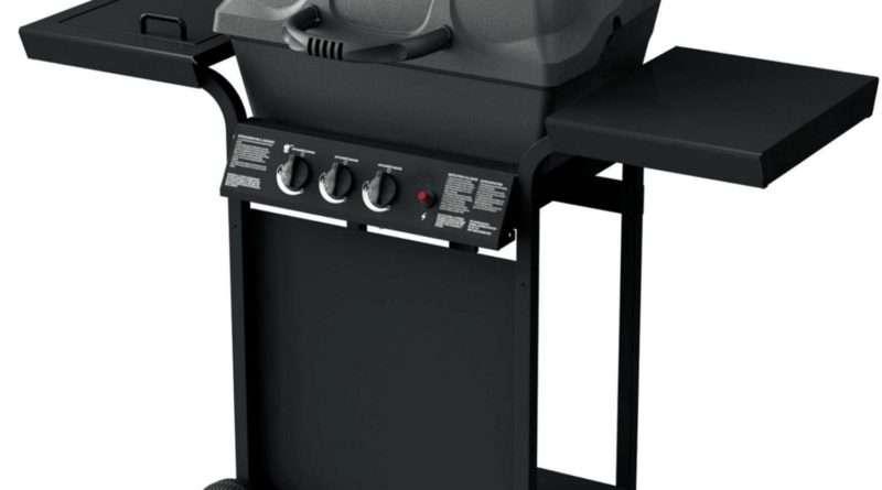 Huntington 3-Burner Model# 30040HNT