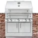 Kalamazoo K750HG 38-Inch Built-in Gas Grill