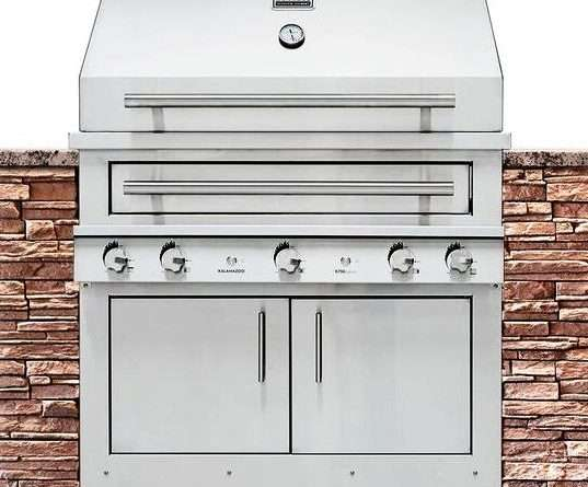 Kalamazoo K750HD Built-in Gas Grill
