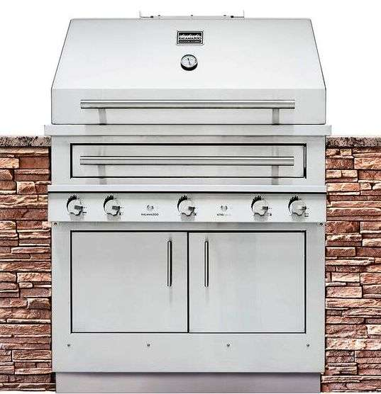 Gas Grill Reviews Outdoor Kitchens