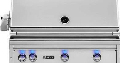 Lynx Professional 36-Inch Built-in Gas Grill
