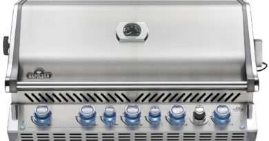 Napoleon Prestige Pro 665 Built-in Gas Grill