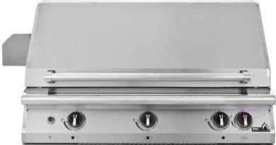 PGS Legacy Pacifica Gourmet 39-Inch Built-in Gas Grill