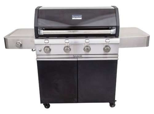 Saber Cast 670 Infrared Gas Grill