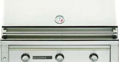 Sedona by Lynx 36-Inch Built-in Gas Grill