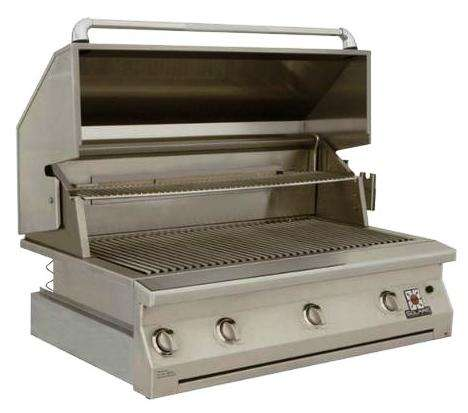 Solaire 42-Inch Built-In Gas Grill