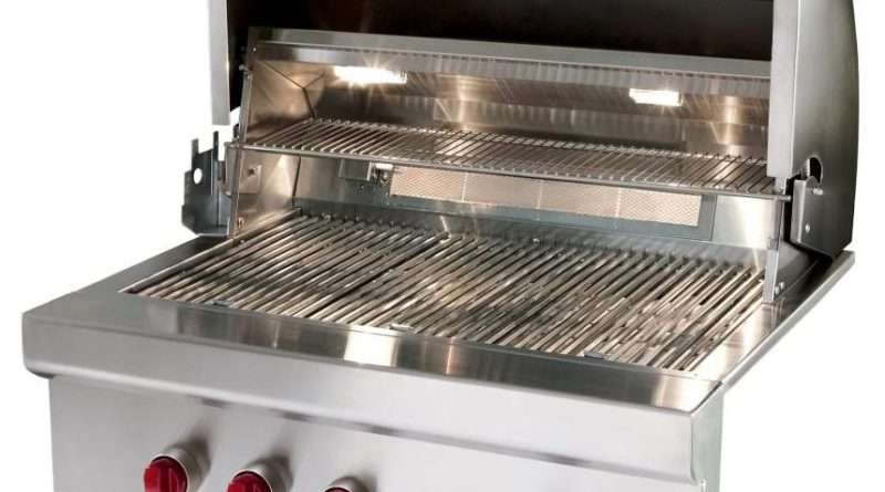 Wolf 36-Inch Built-in Gas Grill