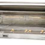 Alfresco ALXE 56-Inch Built-in Gas Grill