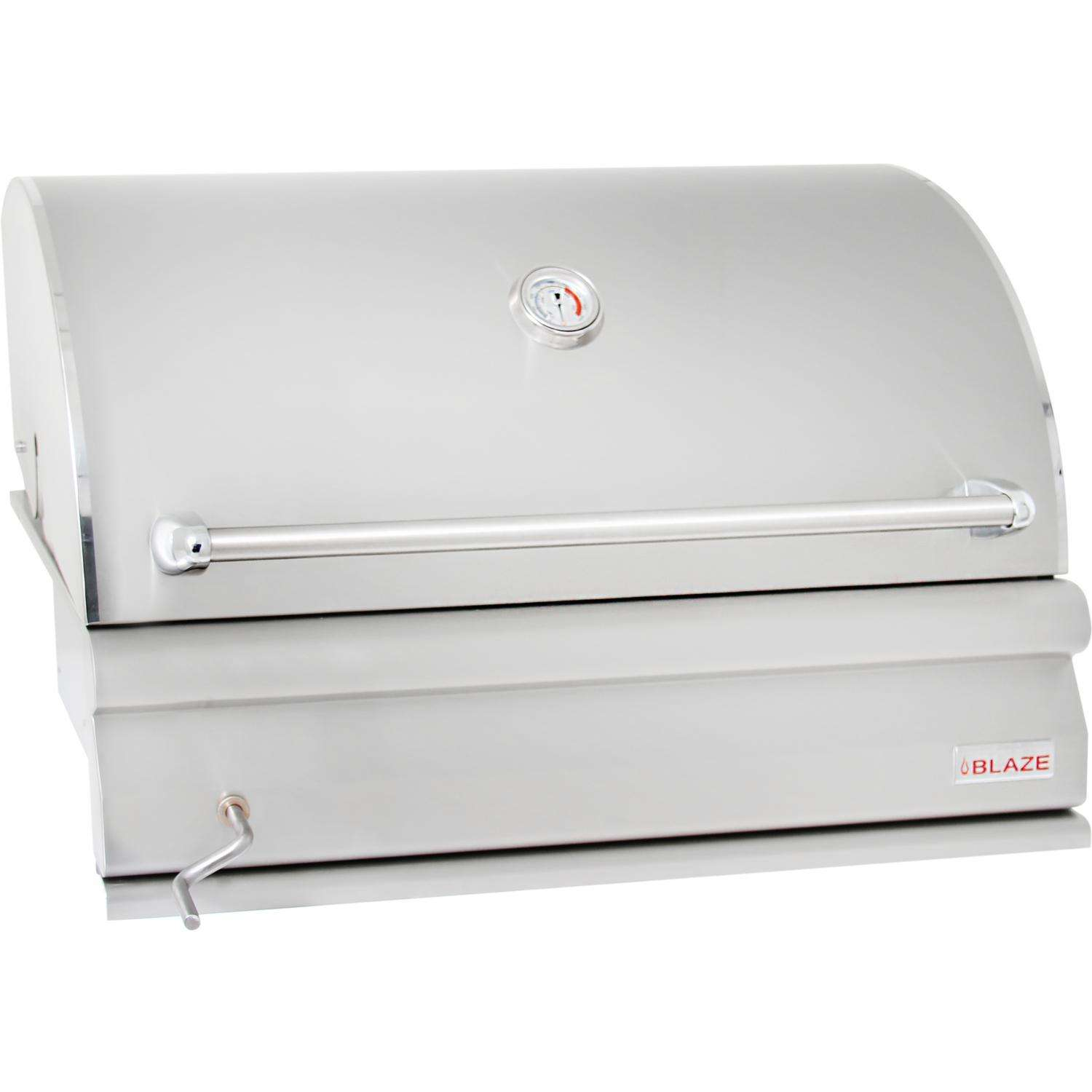 Blaze 32 Inch Charcoal Grill Insert Bbq Amp Grilling
