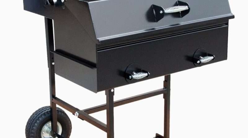 The Good One Open Range Charcoal Smoker