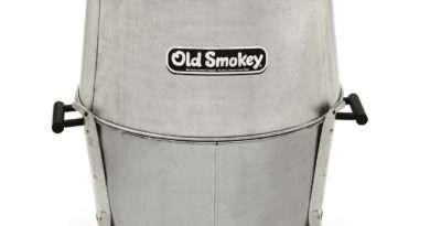 Old Smokey #22 Charcoal Grill