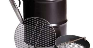 Pit Barrel Cooker Charcoal Smoker