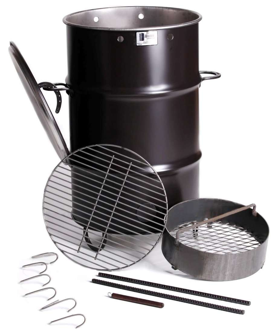 Pit Barrel Cooker Charcoal Smoker Review Bbq Amp Grilling
