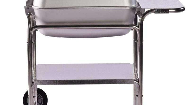 Portable Kitchen Cooker Charcoal Grill