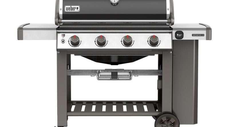 Weber Genesis II E-410 Gas Grill
