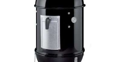 Weber Smokey Mountain 18-Inch Charcoal Smoker
