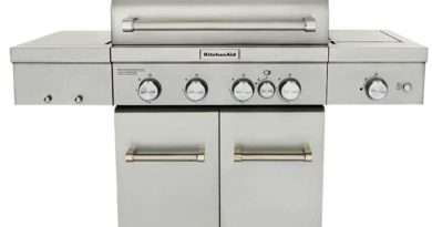 KitchenAid 4-Burner Gas Grill Model 720-0954